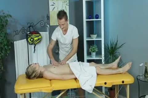 nubiles Massage Turns Into 3 Some fucking
