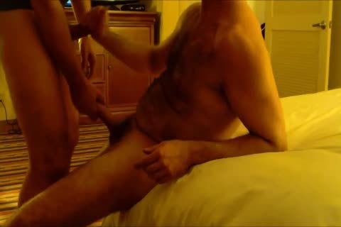 Met Up With mate Fan For one greater quantity Explosive penis sucking And wazoo Eating Session.  His Orgasms Are So fucking Intense.  Two Angles This Time.  First View Of cum discharged Builds Around 9:40.  Second Angle  Builds Around 12:00  Please R