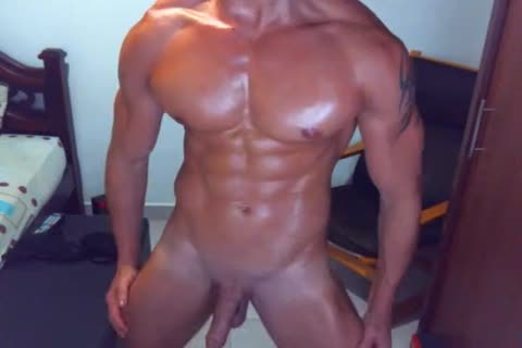 sexy man On webcam Dance And jerk off