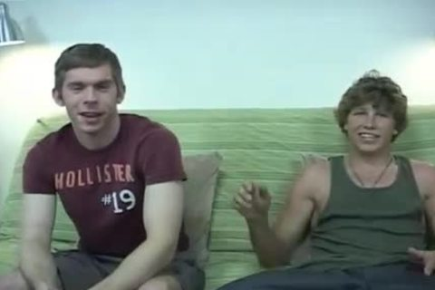 homo teen Grabs Straight males Balls Looking Back Over At Scott