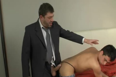 Son And Straight daddy Having Some enjoyment
